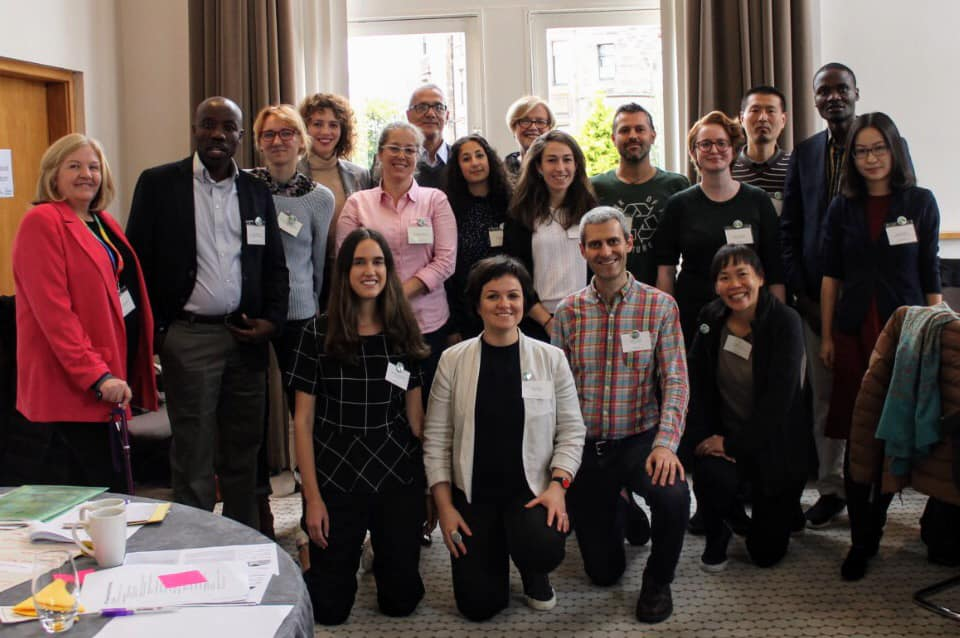 Supporting the PB community around the globe: the first Global PB Hub support board meeting