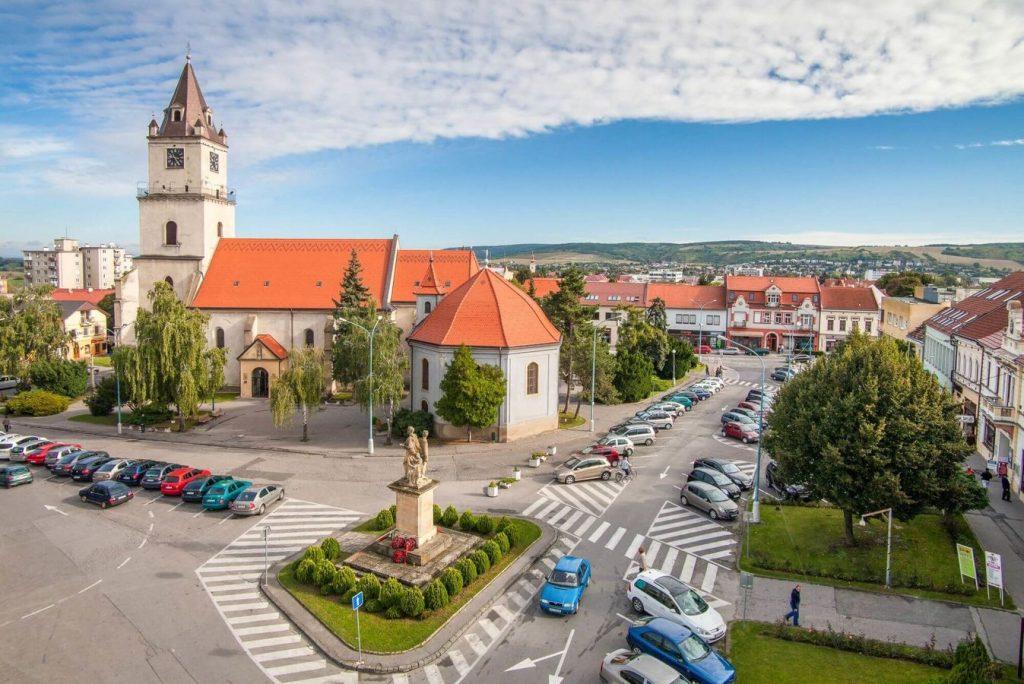 Bašta CivicTech na Slovensku